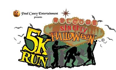 2020 Sin City Halloween 5k Run 2017 Sin City Halloween 5K Costume Run   El Cortez Hotel & Casino