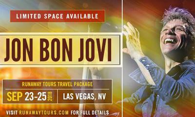 Jon Bon Jovi - The Ventian - September 23rd - 25th, 2018 - Inside