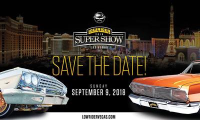 Lowrider Las Vegas Super Show Las Vegas Convention Center - Lowrider car show las vegas